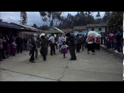 Fiesta del corcovado en Yauli 2013 parte 1