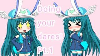 Doing Your Dares! ~ Gacha Studio ~ Pt.1