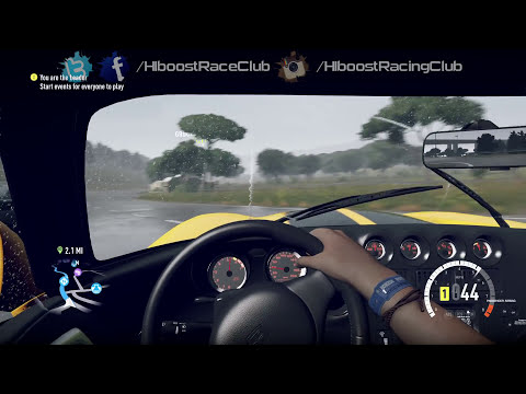 Forza Horizon 2 (XOne) | '99 TT Viper Build | Street Monster Meet w/ TT Lambos, Evos, E36 & More