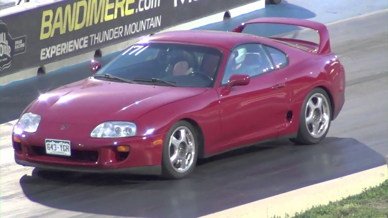 toyota supra 2jz quarter mile run youtube. Black Bedroom Furniture Sets. Home Design Ideas