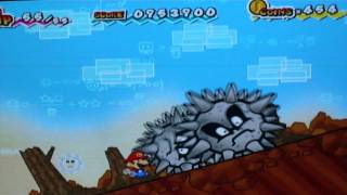 Super Paper Mario Glitches