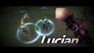 League Of Legends - Lucian The Purifier