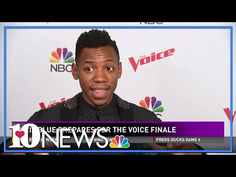 Chris Blue to cover Janet Jackson & Prince in Voice finale
