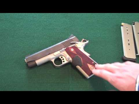 Kimber Pro Crimson Carry II Review Part 2