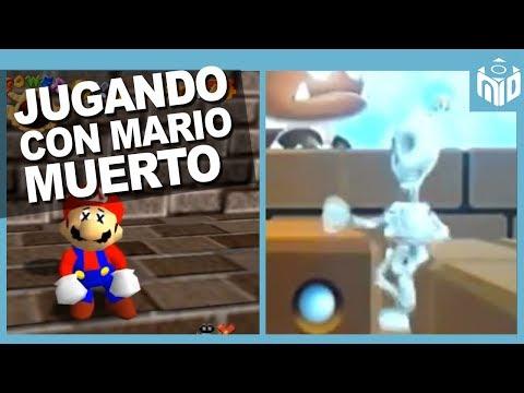 Los Glitches más PERTURBADORES de Super Mario | N Deluxe