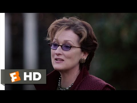 The Manchurian Candidate (7/7) Movie CLIP - Decisions (2004) HD
