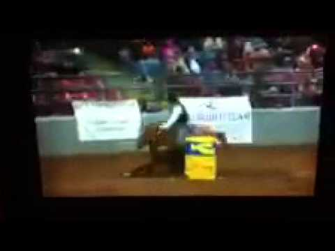 Murray state college rodeo-short go