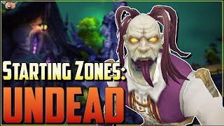 Warcraft Lore [Starting Zones] - Undead: Deathknell / Tirisfal Glades (Vanilla)