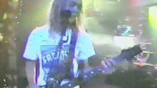 Watch Silverchair Slave video