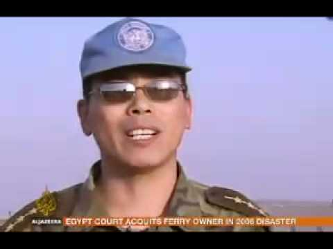 Africa - Sudan & China - Darfur - 20080727 - After fuelling conflict, China sends UN troops
