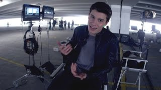 "Download Lagu Shawn Mendes - ""Stitches"" Official Video [Behind The Scenes] Gratis STAFABAND"
