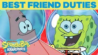 That's What Friends Do! 🍍 SpongeBob SquarePants | #TuesdayTunes