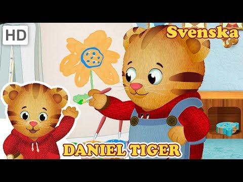 Daniel Tiger's Kvarter - Småbarn Lär Sig Att Vara Hänsynsfull