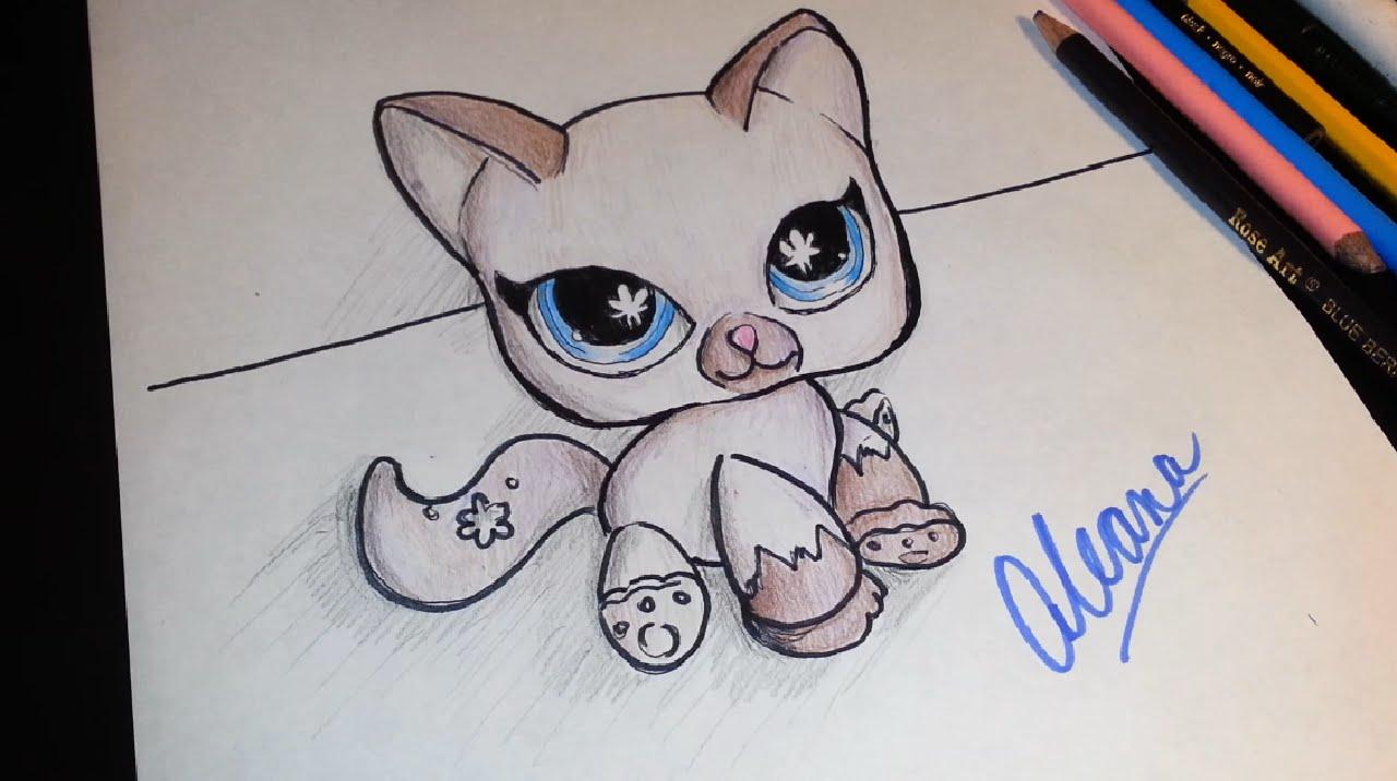 Littlest Pet Shop Drawings Littlest Pet Shop Drawing
