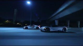 Into the Night - McLaren 570S & 720S