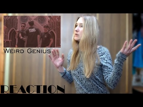 Weird Genius   DPS   Official Music Video   REACTION