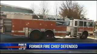 Black Christian Fire Chief Fired By Black Democrat For Beliefs