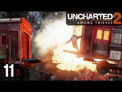 Stephen Plays: Uncharted 2 #11