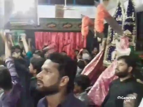 Azadari Channel's broadcast gopalpur sadat 4moharram