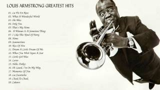 Louis Armstrong Greatest Hist Louis Armstrong Collection Hq Mp3