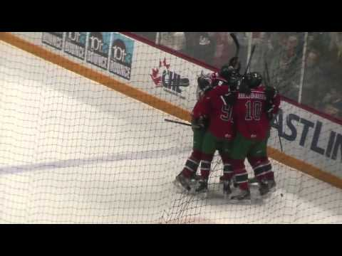 QMJHL: Halifax Mooseheads' Nathan MacKinnon Scores Goal Of The Night (video)