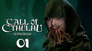 Call of Cthulhu: The Video Game mit Simon #01
