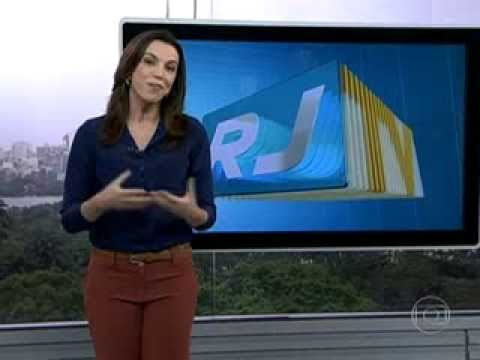 Ana Paula Araújo se despede do RJTV - 30/09/2013