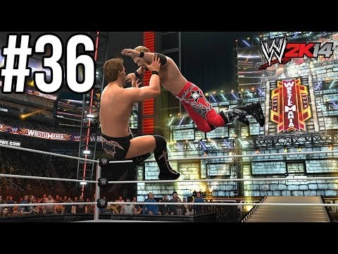 Download WWE 2K14 - Chris Jericho Vs. Edge (WrestleMania 26) 30 Years Of WM : Universe Era Video 3gp Mp4 Songs Mp3