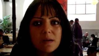 اعتصام طالبي اللجوء العراقيين  3   الدنمارك 2009   كوردي