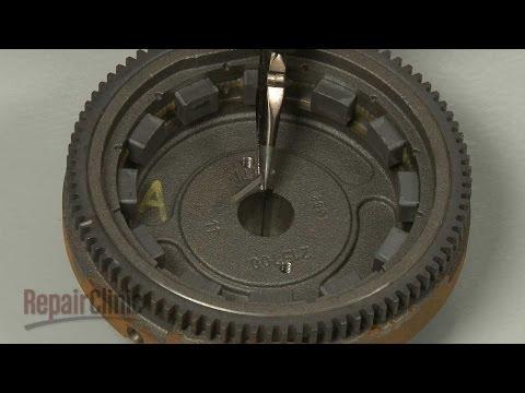 Briggs & Stratton Riding Mower Engine Flywheel Key #591757