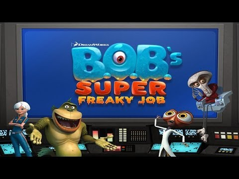 Super Job Animation B o b  s super freaky jobSuper Job Animation