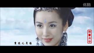 Chinese Beauties And Bamboo Flute Music 爱江山更爱美人 伍国忠 笛子演奏