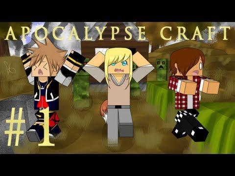 Apocalypse Craft - Episode 1