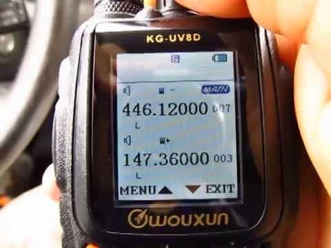 Wouxun KGUV8D