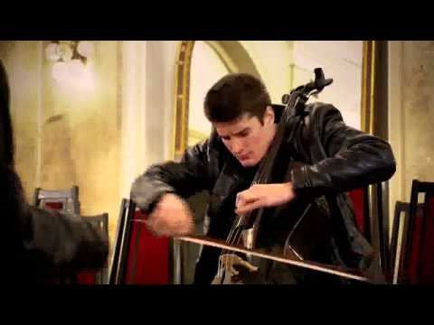 2cellos Sulic & Hauser)  Smooth Criminal video