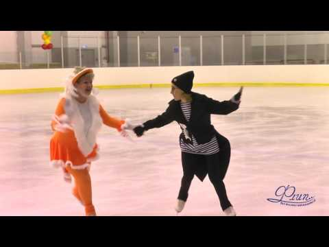 2-й концерт «Флипа» 9.04.2017: Лара Гурова и Катя Филатова