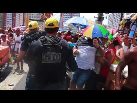 [Cotidiano] Briga na Ponte Duarte Coelho durante o Galo thumbnail
