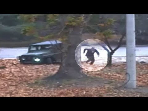 Esta Camara Capto como un Hombre escapo de Corea del Norte (Video Real)