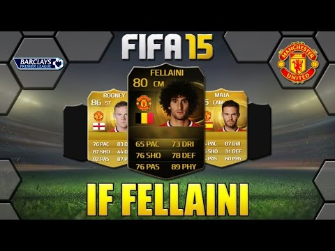 FIFA 15 IF FELLAINI REVIEW | CM 80 | MANCHESTER UNITED