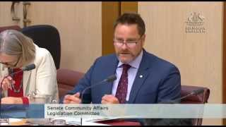 Senate Estimates - Community Affairs Committe: FSANZ, Hemp-for-Food