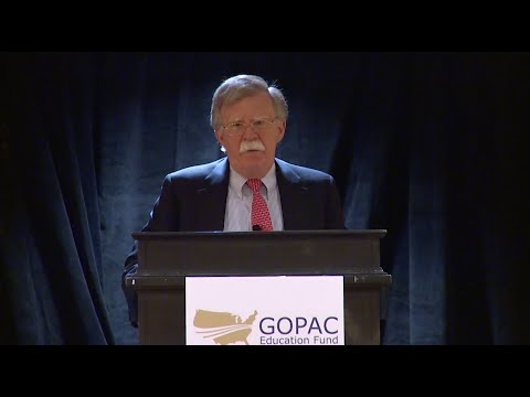 Amb. John Bolton on ISIS, Syria, and the 2016 Election