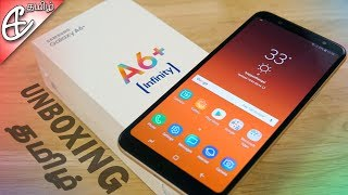 Samsung Galaxy A6 Plus | A6+ (Dual Cameras + Infinity Display) – Unboxing!