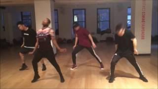 Tank Ft. Chris Brown, Siya, Sage The Gemini - #BDAY Keenan Cooks Choreography (Mirrored)