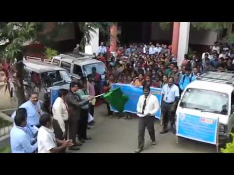Awareness Programme for Banking Process Conducted By Nehru College of management and Syndicate Bank