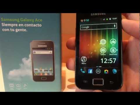 GALAXY ACE: Pros y contras (Para los indecisos) HD Pro Android Reviews