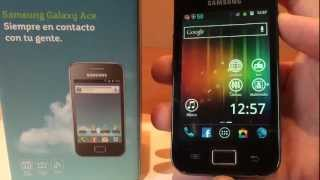 GALAXY ACE_ Pros y contras (Para los indecisos) HD Pro Android Reviews