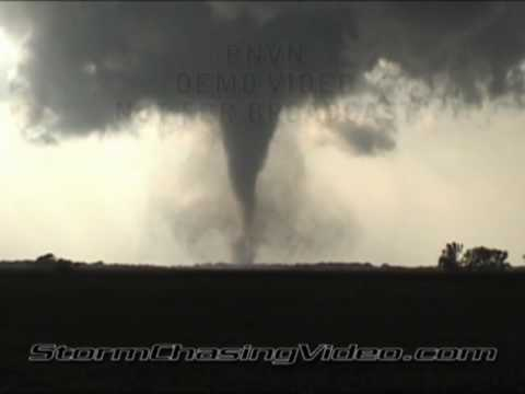 08/07/2010 Richland County,  ND Wilkin County, MN Tornado Video