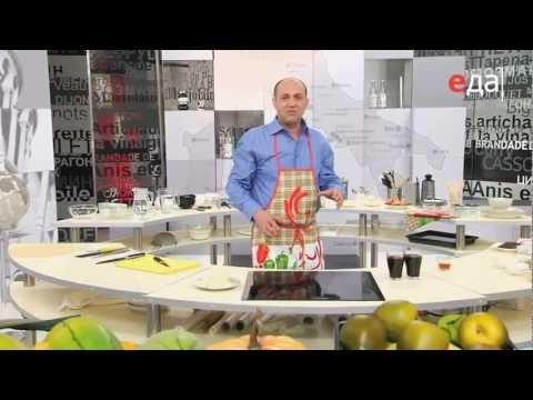 Рецепт Тирамису — Программа «Мировой повар» (ТВ Еда)