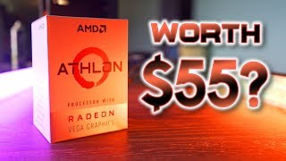 Athlon 200GE Vs. G4560 Vs. 2200G - A New Budget King in 2018...?