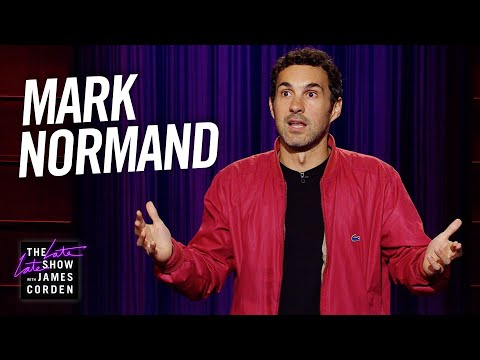 Mark Normand Standup